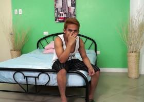 Str8 Asian Boy Willy Wanks