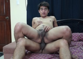 Pinoy Go Go Boy Bareback Fucked
