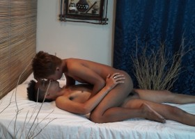 Bareback Cream Pie Massage
