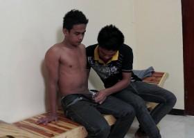 Kris Seduces Str8 Pinoy Willy