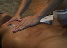 Horny Asian Massage Boys