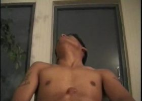 Threesome Sex Toy Jerk Off